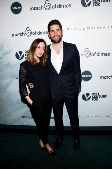 Emily Blunt Coming To March Of Dimes Celebration Of Babies In Beverly Hills And John Krasinski