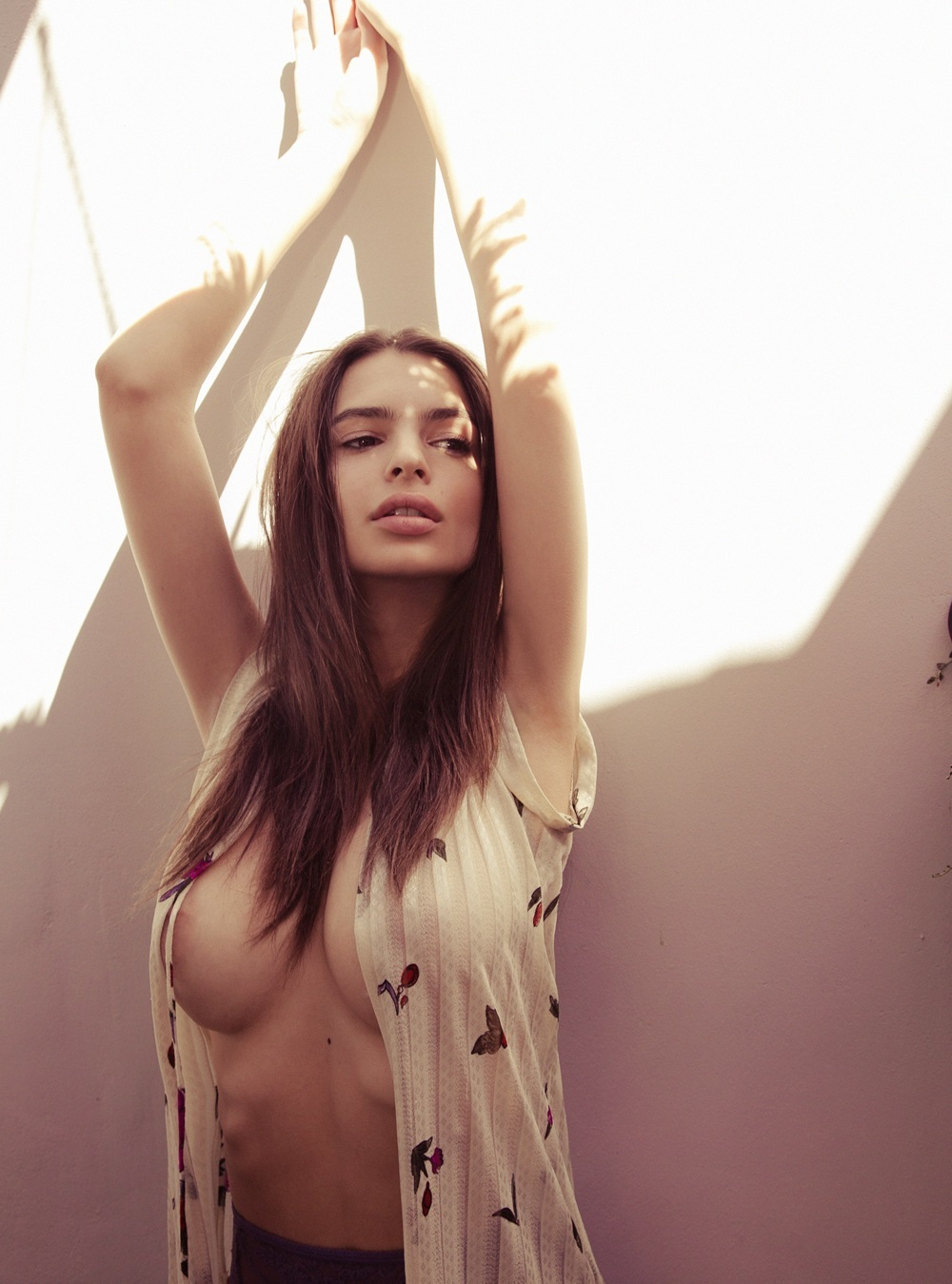 Emily Ratajkowski Blurred Lines Wallpapers Wallpaper