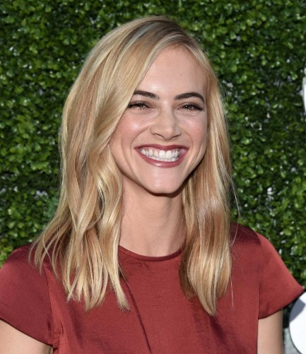 Emily Wickersham At Cbs Cw And Showtime Tca Summer Press Tour Party In Westwood Emily Wickersham