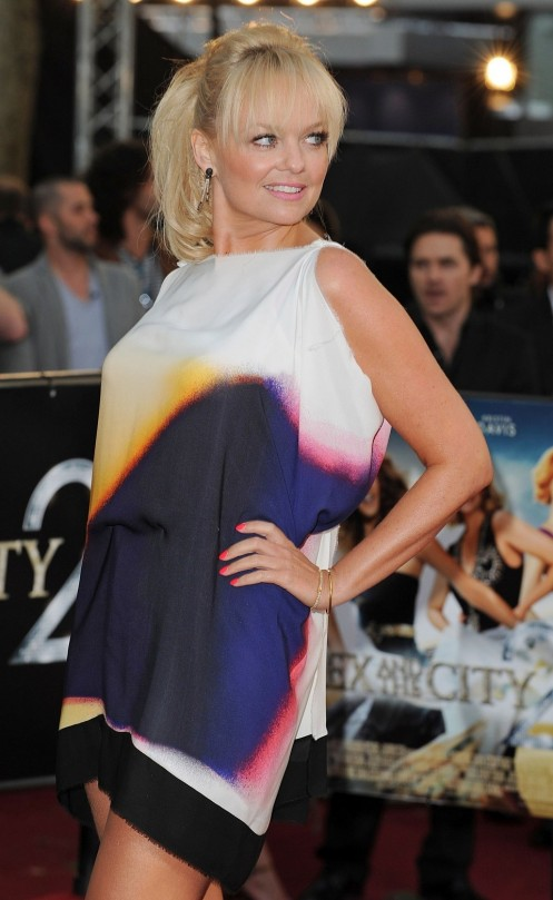 Emma Bunton Wants Another Baby Soon Emma Bunton