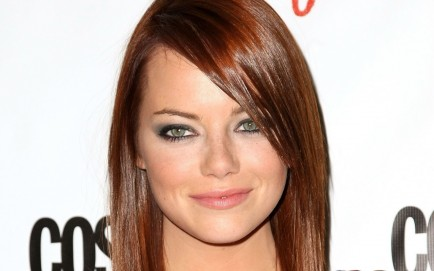 Emma Stone Natural Hair Color Hd Images Wallpapers Hair