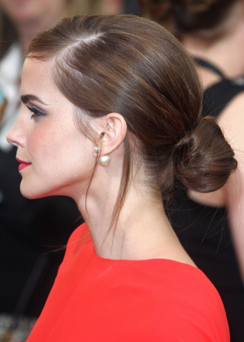 Emma Watson Eme Ceremonie Des Golden Globes Awards Beverly Hills Le Janvier