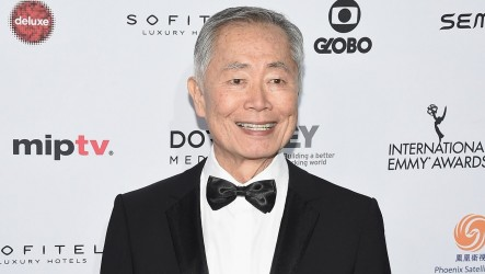 Georgetakei Rd International Emmy Awards Emmy Awards