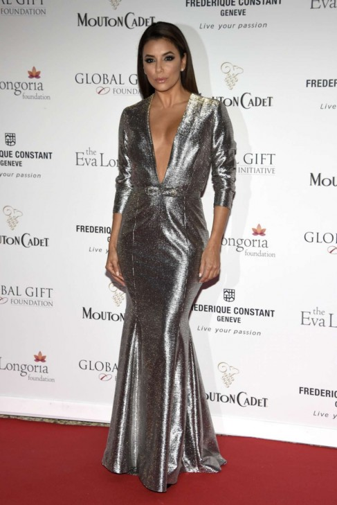 Eva Longoria Global Gift Gala During Cannes Film Festival