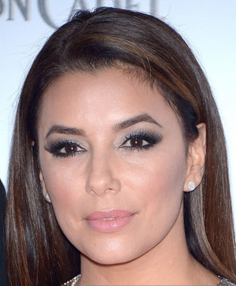 Eva Longoria Makeup Look Cannes Film Festival