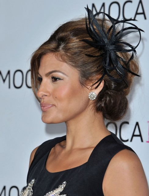 Eva Mendes Best Hairstyle