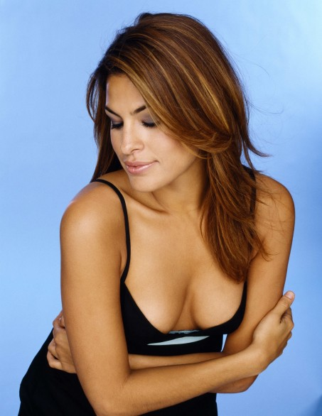 Eva Mendes Black Dress Eva Mendes