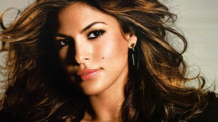 Eva Mendes Hair Wallpaper