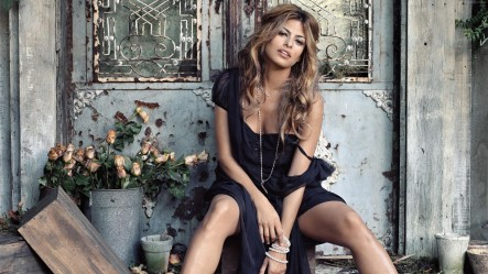 Eva Mendes Most Popular Celebs In Actress Model