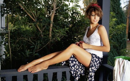 Wallpaper Cute Eva Mendes Eva Mendes
