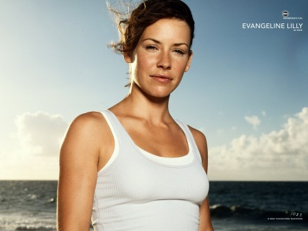 Evangeline Lilly Body Lost Wallpaper Evangeline Lilly