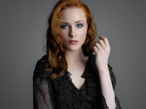 Evan Rachel Wood Ef Big Fashion
