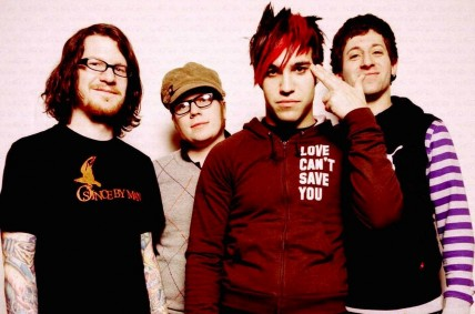 Sugar Were Fall Out Boy Main Fall Out Boy