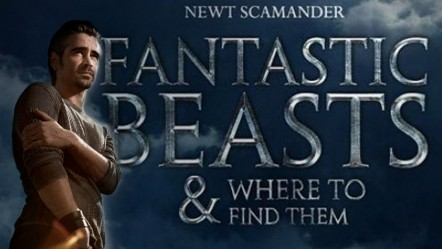 Colin Farrell Upcoming Fantastic Beasts And Where To Find Them Fantastic Beasts And Where To Find Them