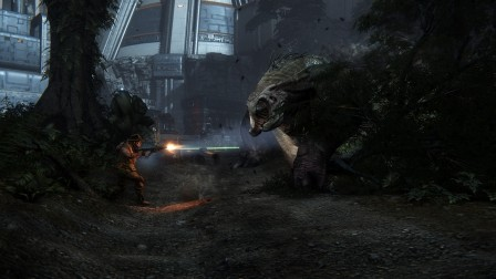 Evolve Gameplay Screenshot Fantastic Beasts And Where To Find Them