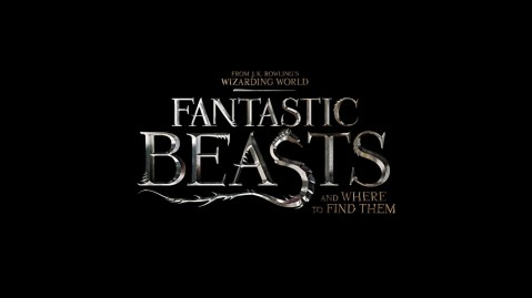 Fantastic Beasts And Where To Find Them Logo Fantastic Beasts And Where To Find Them