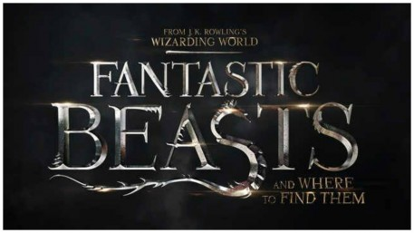 Fantastic Beasts And Where To Find Them Logo Upcoming Harry Potter Spinoff Movie Fantastic Beasts And Where To Find Them