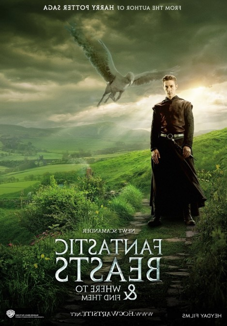 Fantastic Beasts And Where To Find Them Movie Posters Movie Fantastic Beasts And Where To Find Them