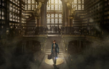 Fantastic Beasts And Where To Find Them Poster Other Fantastic Beasts And Where To Find Them