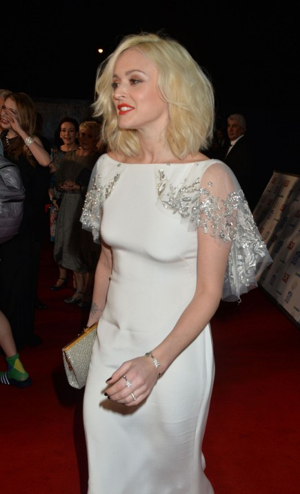 Fearne Cotton At National Television Awards In London Fearne Cotton