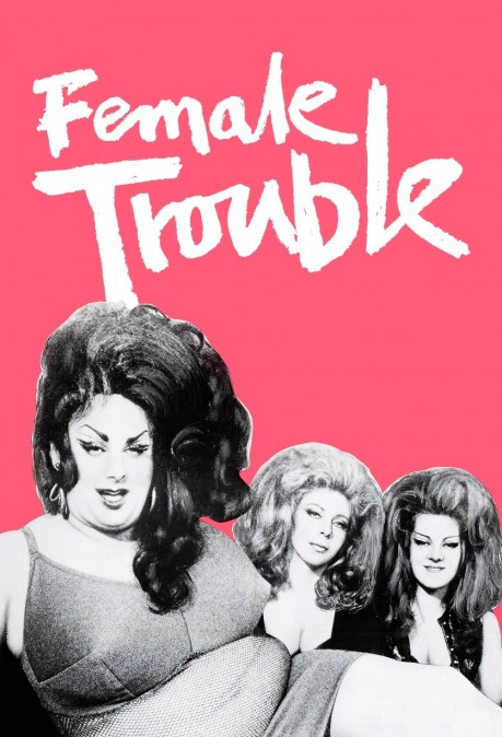 Poster Female Trouble