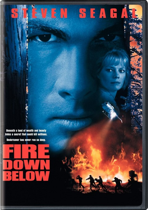 Fire Down Below Dvd Cover Movie