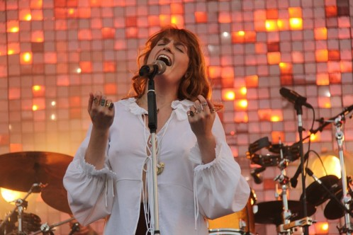 Florence The Machine Governors Ball Florence The Machine