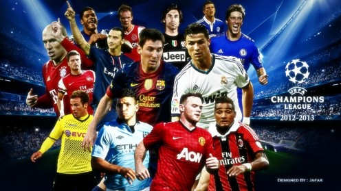 Stars Famous Football Players Players