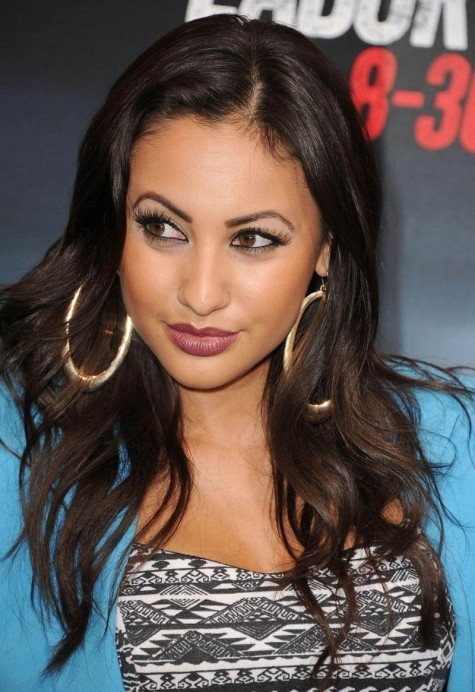Francia Raisa Hot Face Bring It On Fdc Cf Aa Large Bring It On