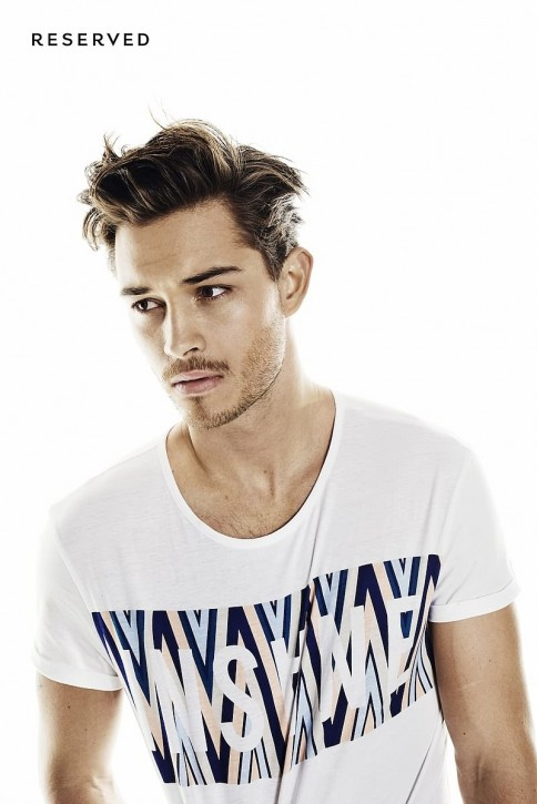 Francisco Lachowski Reserved Spring Summer