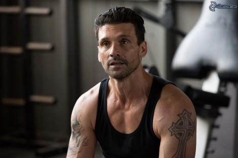 Frank Grillo Tattoo Frank Grillo