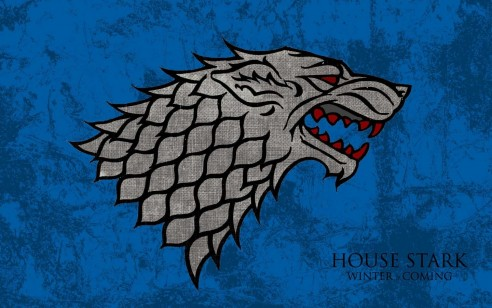 Free Wallpapers House Stark Game Of Thrones Wallpaper Wallpaper Free Tv Game Of Thrones Wallpaper