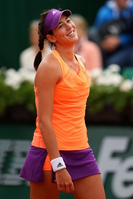 Garbine Muguruza Player Hot