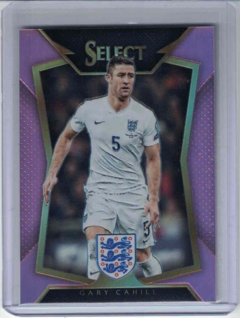 Select Gary Cahill Pink Prizm Gary Cahill