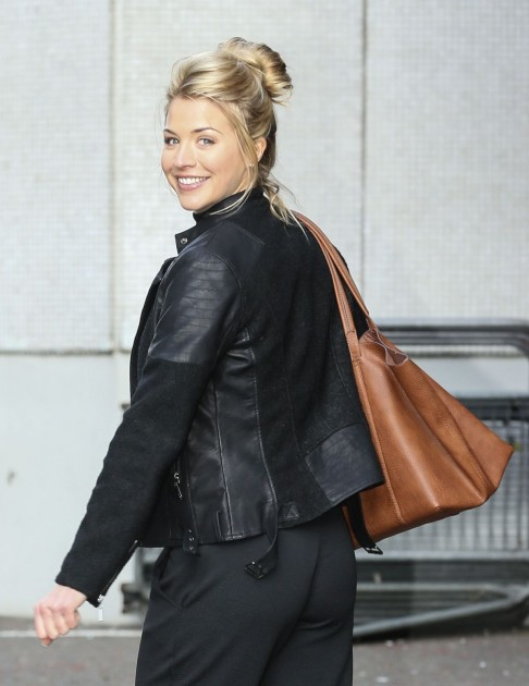 Gemma Atkinson Arrives At Itv Studios In London
