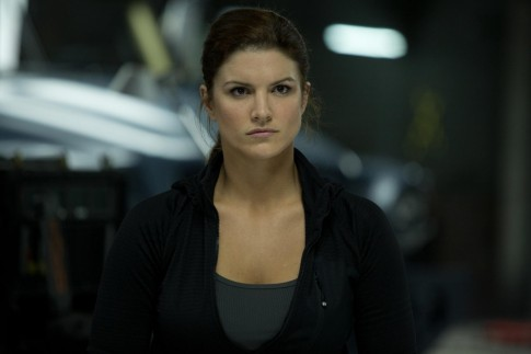 Gina Carano In Fast And Furious Hd Wallpaper Gina Carano