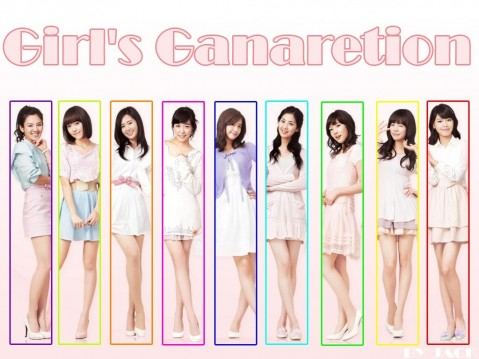 Snsd Girls Generation Snsd And Sone Forever Girls Generation