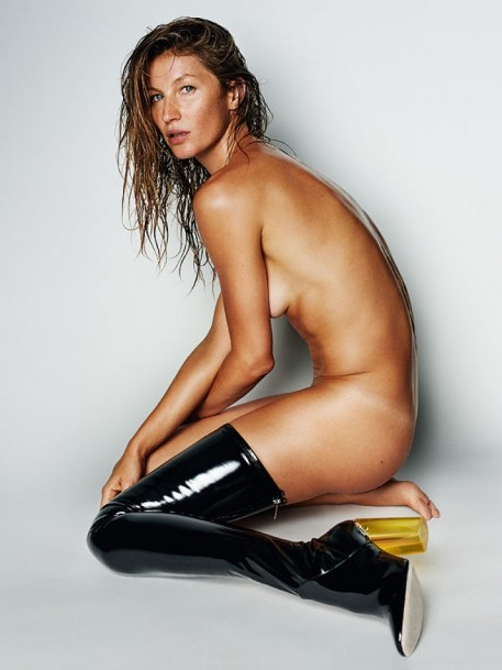 Gisele Bundchen Vogue Paris Gisele Bundchen
