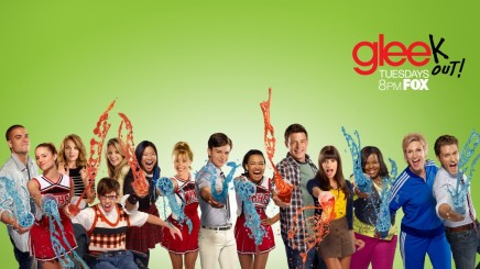 Cast Of Glee Wallpaper Glee