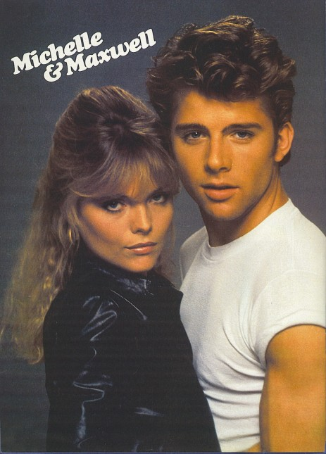 Maxwell Caulfield Michelle Pfeiffer Matt Lattanzi Grease Movie