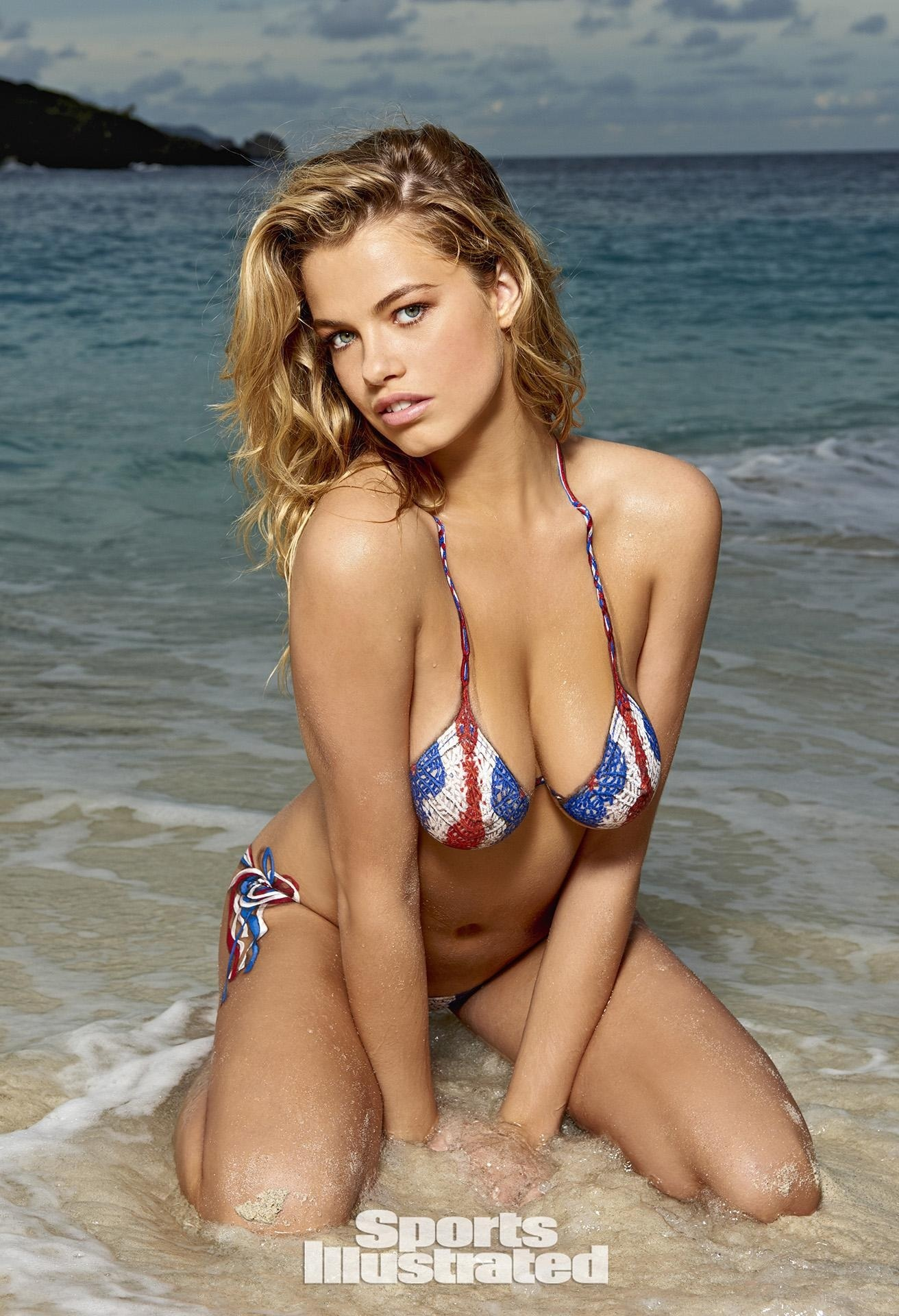 Hailey Clauson Bodypaint Sports Illustrated Itokemb Ps Hailey Clauson