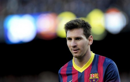 Lionel Messi Hairstyle Background Wallpaper