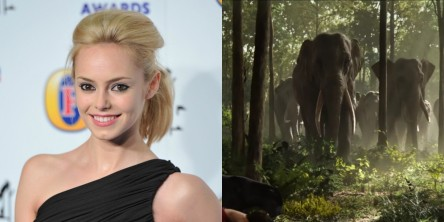 The Jungle Book Actors Youll See And Hear In The Film Hannah Tointon As Winifred Hannah Tointon