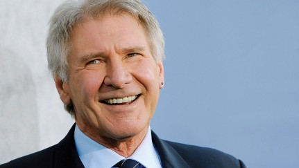 Harrison Ford Backlot Harrison Ford