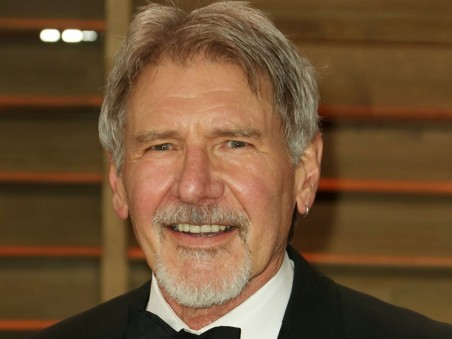 Harrison Ford Exact And Calista Flockhart