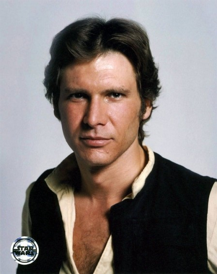 Harry In Star Wars New Hope Harrison Ford Harrison Ford