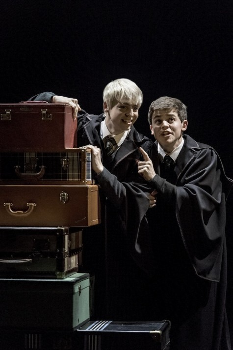 Harry Potter And The Cursed Child Photo Credit Manuel Harlan Harry Potter