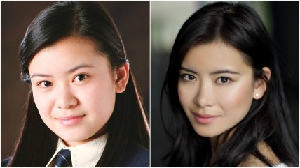 Harry Potter Cast Then And Now Katie Leung Harry Potter