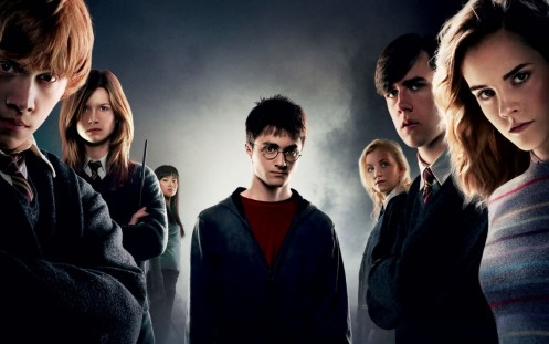 Harry Potter Movie Characters Wallpaper Harry Potter