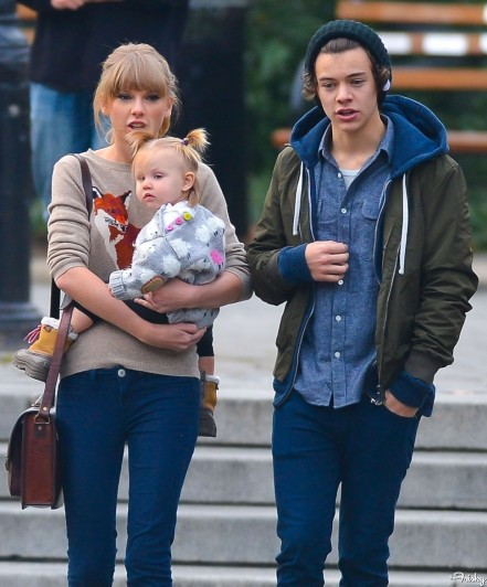 Taylor Swift Harry Styles And Taylor Swift